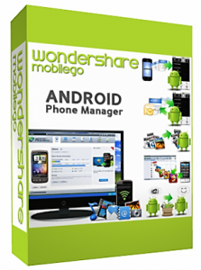 Wondershare MobileGo 1.1.0 (2011) Английский