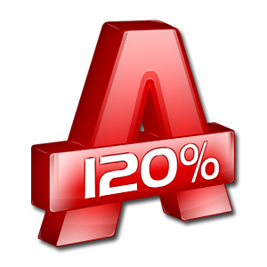 Alcohol 120% v2.0.2 Build 3929 Final (2012) Trial + RePack & Portable