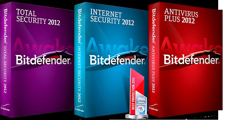 BitDefender Total Security/BitDefender Internet Security/Bitdefender