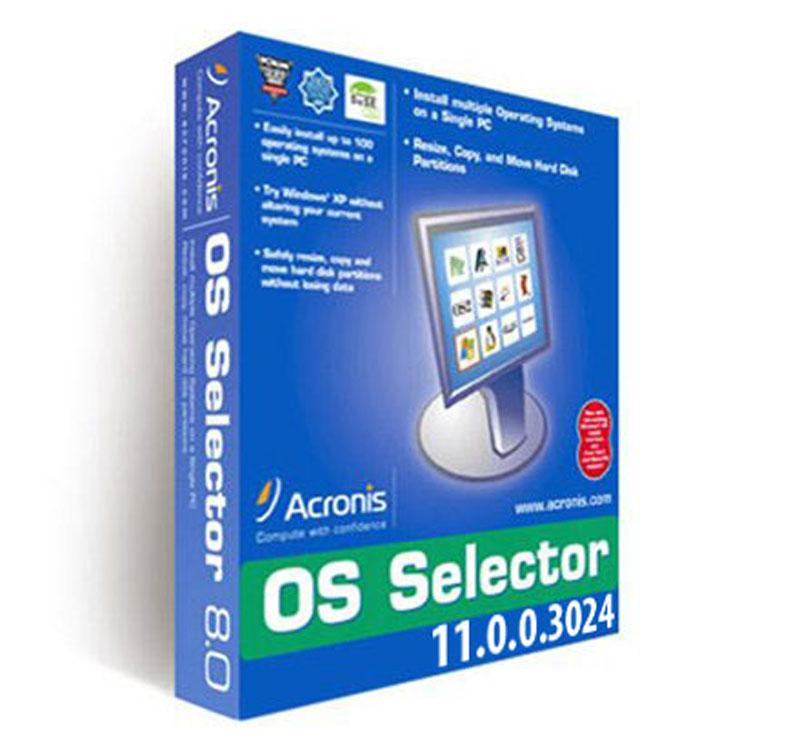 Acronis Os Selector 8.0.980.