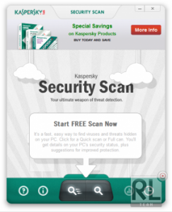 Kaspersky Security Scan 2.0 Beta 1 (Build 12.0.0.65) (20120 Английский