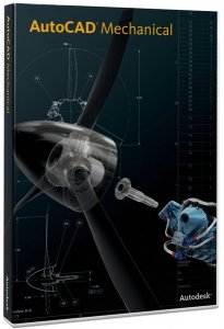 Autodesk AutoCAD Mechanical 2013 Build G.55.0.0 (2012) Английский