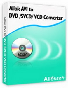 Allok AVI to DVD SVCD VCD Converter v 3.9.1117 (2009) Русский