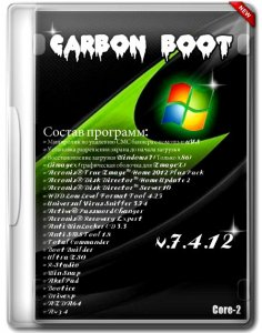 Carbon Boot by Core-2 v.7.4.12 (2012) Русский + Английский