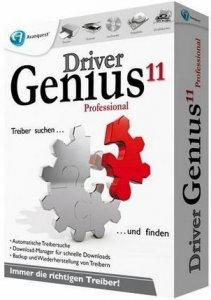 Driver Genius Professional 11.0.0.1126 Portable (2012) Русский