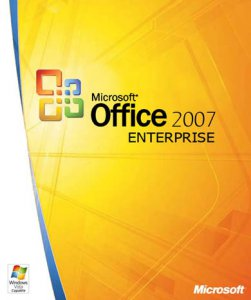 Microsoft Office Enterprise 2007 SP3 + Updates RePack by SPecialiST (2012) Русский