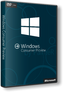 Русский пакет локализации Windows 8 Consumer Preview v1.0 by PainteR