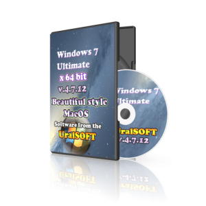 Windows 7 (x64) Ultimate UralSOFT v.4.7.12 (2012) Русский