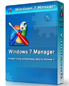Windows 7 Manager v 4.0.3 Final x86+x64 [2012, ENG/RUS]