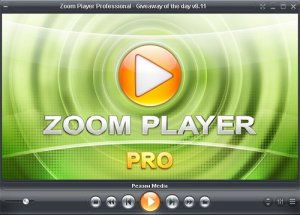 Zoom Player Home Pro v 8.1.1 (2012) Английский + Русификатор
