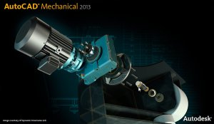 Autodesk AutoCAD Mechanical 2013 [Build G.55.0.0][x86-x64] (2012) Русский + Английский
