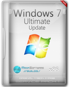 Windows 7 Ultimate SP1 x86 Update 19.04.2012 by MSware (19.04.2012)