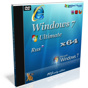 Microsoft Windows 7 Ultimate Ru x64 SP1 by OVGorskiy 20.04.2012 (2012) Русский
