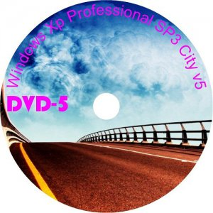 Windows Xp Professional SP3 (x86) City v5 FINAL (2012) Русский