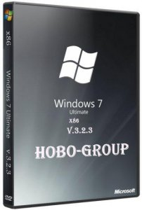 Windows 7 Ultimate SP1 x86 by HoBo-Group v3.2.3 (2012) Русский