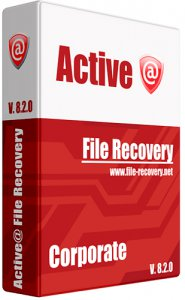 Active@ File Recovery 8.2.0 (2011) Английский