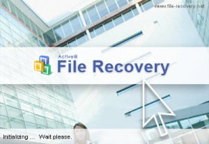 Active@ File Recovery 9.0.3 (2012) Английский