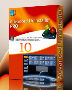 Advanced Uninstaller PRO 10.1 Portable (2010) Английский