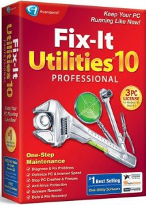 Avanquest Fix-It Utilities Professional 10.4.2.0 (2010) Английский