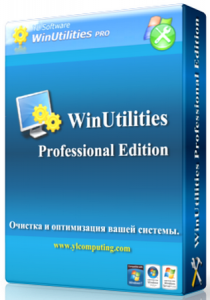 WinUtilities Professional Edition 10.23 + Portable (2011) Русский присутствует