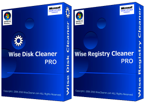 Wise Disk Cleaner Pro v6.15 Build 331 Portable + Wise Registry Cleaner Pro v6.15 Build 385 Portable (2011) Русский присутствует