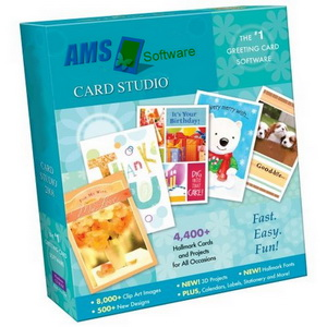 AMS - Greeting Card Studio 5.35 (2011) Английский