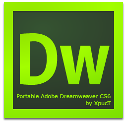 Adobe Dreamweaver CS6 12.0 [32-bit] (2012)  Portable
