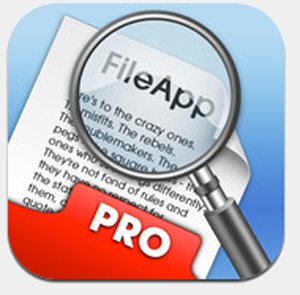 [+iPad] FileApp Pro [3.0.3, ������, iOS 4.0, ENG]