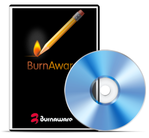 BurnAware Professional 3.3 (2011) Русский