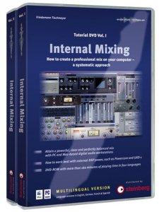 Steinberg, V.T. Production - Steinberg Internal Mixing Tutorial Vol. I [2007] [RUS]