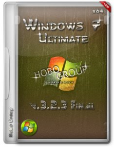 Windows 7 Ultimate (x64/ x86) SP1 by HOBO-GROUP v.3.2.3 (2012) Русский