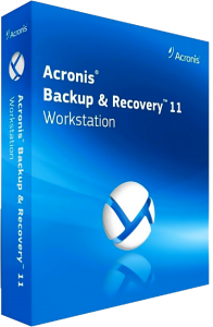 Acronis Backup & Recovery Workstation 11.0.17437 + Universal Restore + BootCD (2012) Русский