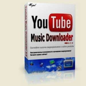 YouTube Music Downloader 3.7.9 (2011) Английский