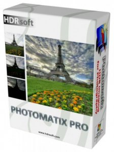 HDRsoft Photomatix Pro 4.1 Final (2011) Английский