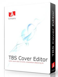 TBS Cover Editor 2.4.2.294 + Portable (2011) Английский