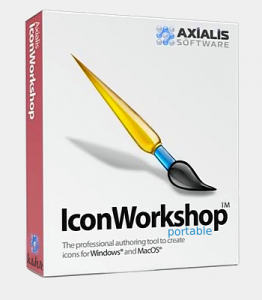 Axialis IconWorkshop Professional Edition 6.70 Portable (2012) Английский