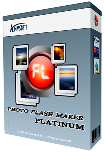 AnvSoft Photo Flash Maker Platinum v5.45 Final + Portable (2012) Русский присутствует