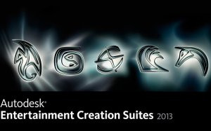 Autodesk Entertainment Creation Suite Ultimate 2013 (2012) Английский