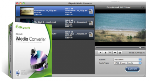 iSkysoft iMedia Converter for Mac 2.0.8 (2011) Английский