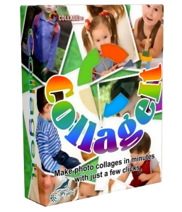 CollageIt Pro v1.8.9 Build 3529 Final + Portable (2012) Русский + Английский