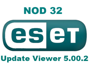 NOD32 Update Viewer 5.00.2 (2012)