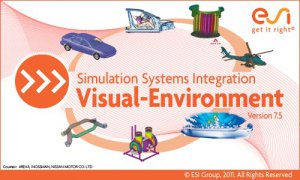 ESI Visual Environment v7.5 for Windows (2011) ���������� + ����������