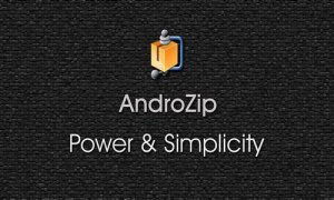 AndroZip Pro File Manager v.2.9.1 - (Архивватор + Файловый менеджер) [Android, RUS]