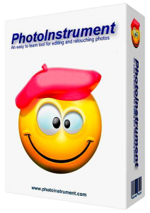 PhotoInstrument v5.5 Build 552 Portable (2012) Русский