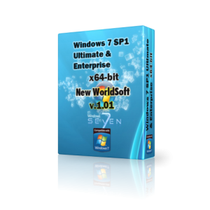 Windows 7 x64 Ultimate & Enterprise v.1.01 (2012) Русский