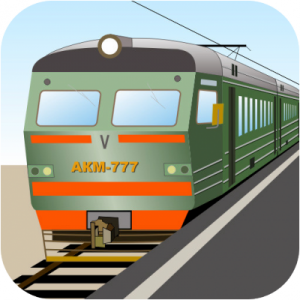 [+iPad] ���������� ���������� / Timetables of Electric Trains [v1.3, �����������, iOS 4.3, RUS]