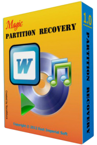 East Imperial Soft Magic Partition Recovery v 1.0 (2012) Русский присутствует