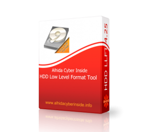 HDD Low Level Format Tool 4.25 + Portable (2008)