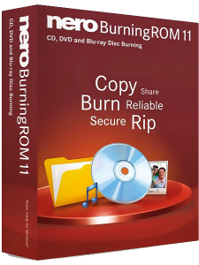 Nero Burning ROM / Nero Express 11.2.10300 RePack by MKN (из пакета Nero 11.2.00900 ) (2012) Русский + Английский