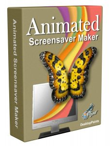 Animated Screensaver Maker 3.1.0 (2012) Английский